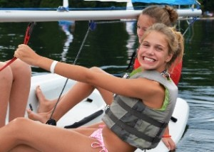 Summer Camp Sailing - Canadian Summer Camps, Canadian Camping Association