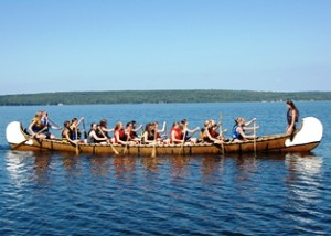 Summer Camp Canoeing - Canadian Summer Camps, Canadian Camping Association
