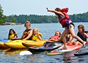 Summer camp jobs - Canadian summer camps, Canadian Camping Association