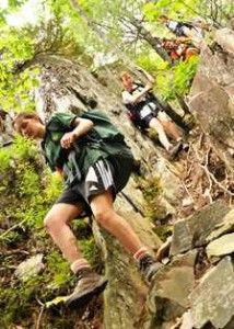 Summer camp hiking - Canadian summer camps, Canadian Camping Association