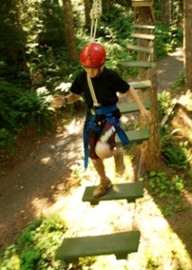 Summer Camp high ropes Summer Camp conferences Canadian Summer Camps Canadian Camping Association