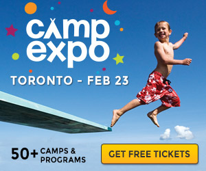 Our Kids Camp Expo Toronto 2014