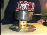 Pop Can Survival Stove