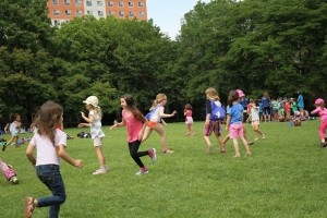 Shape Up Canadian Camping Association Ryerson Day Camps